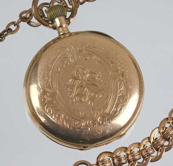 *Dürrstein&Co* Men's Watch - Yellow Gold 585 - photo 3