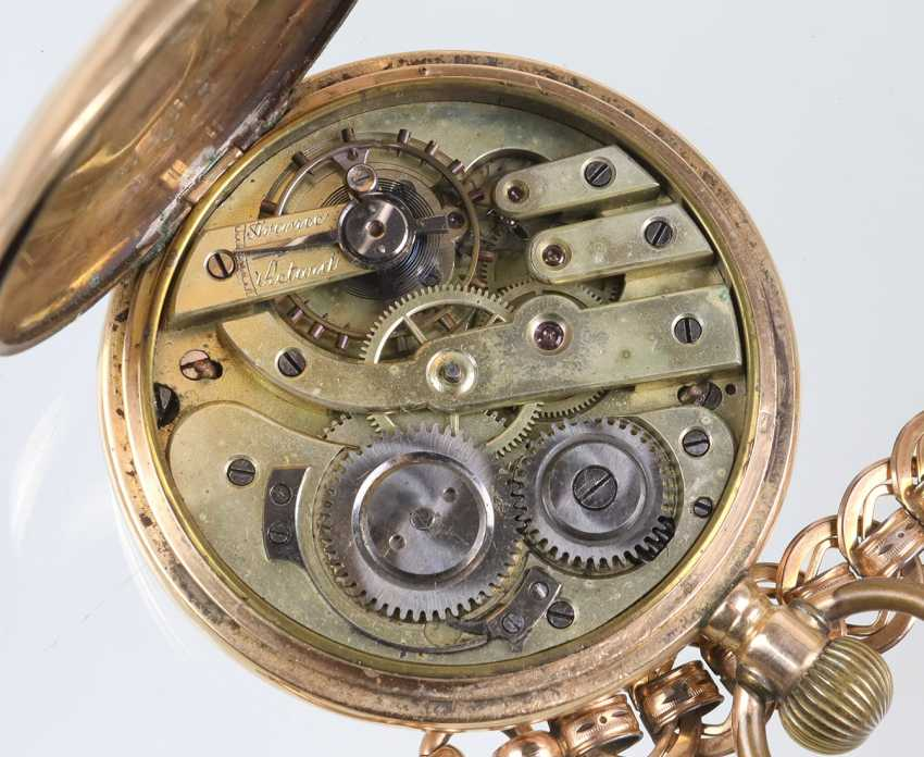 *Dürrstein&Co* Men's Watch - Yellow Gold 585 - photo 4