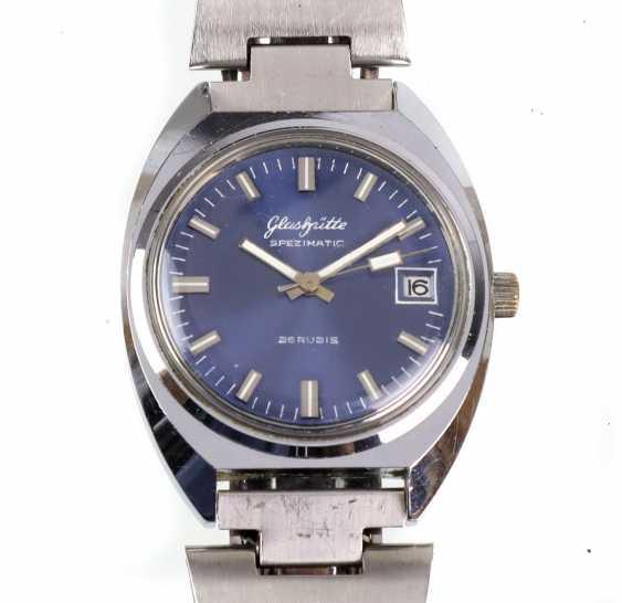*Glassworks* Specic MATIC Wrist Watch - photo 1