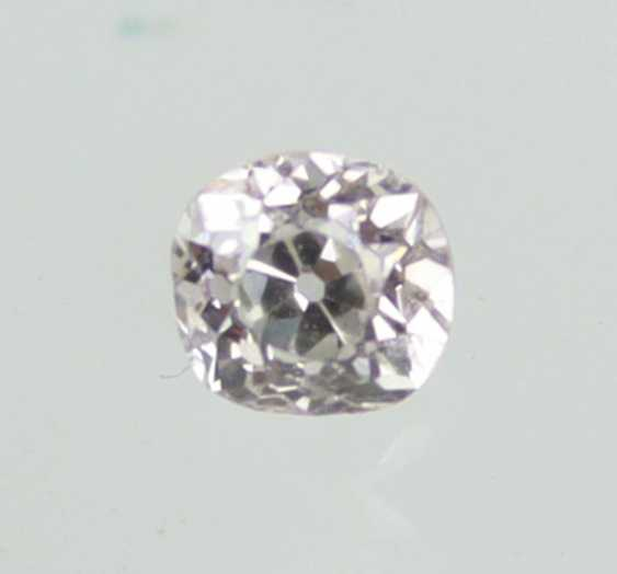 Brillant ca. 0,4 ct - photo 1