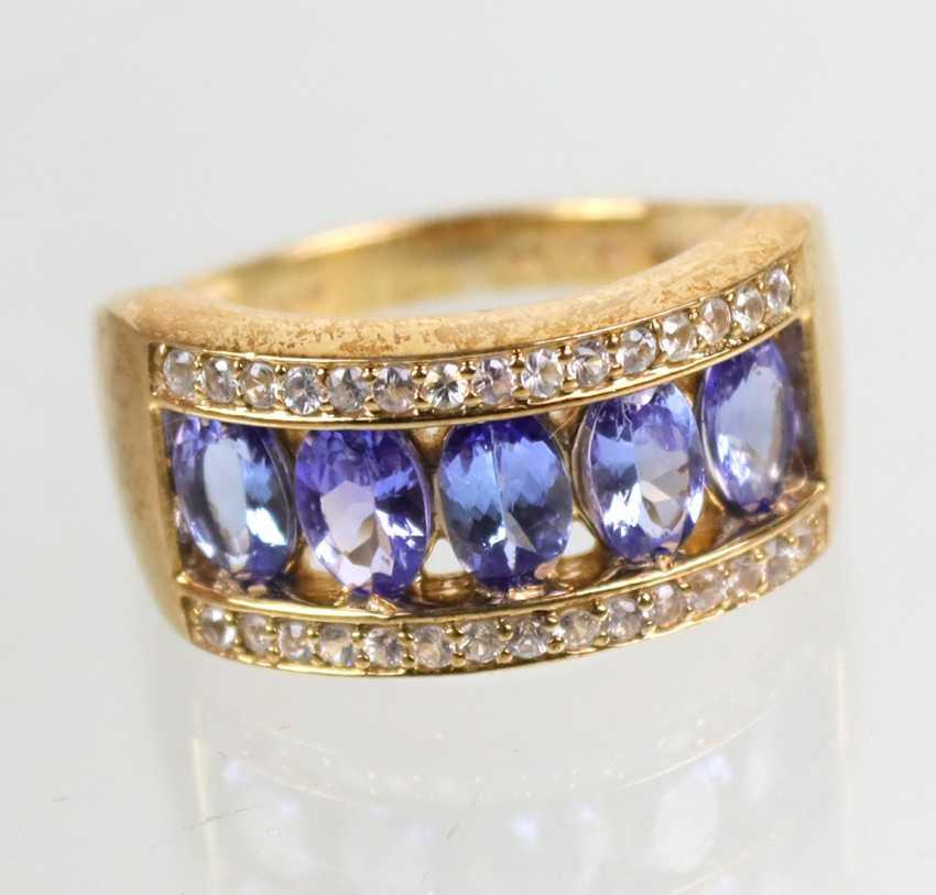 Tansanit Ring - photo 1