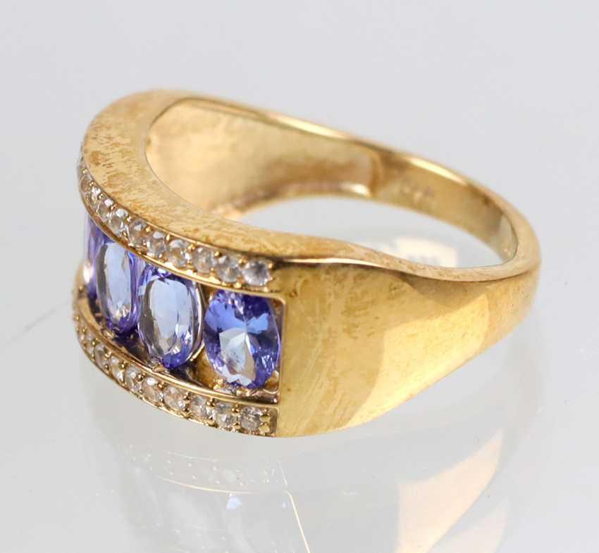Tansanit Ring - photo 2