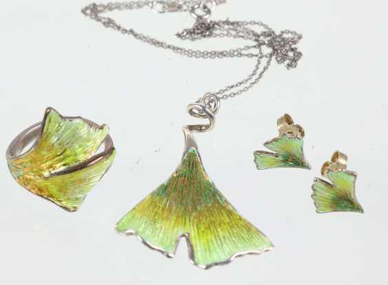 Gingko Leaf Jewelry - photo 1