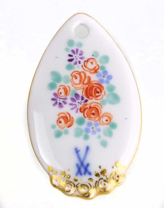 Meissen Porcelain Pendant *1001 Night* - photo 2
