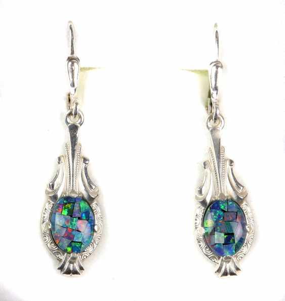 Opal Earrings - photo 1