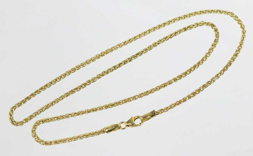 Necklace - Yellow Gold 333 - photo 1