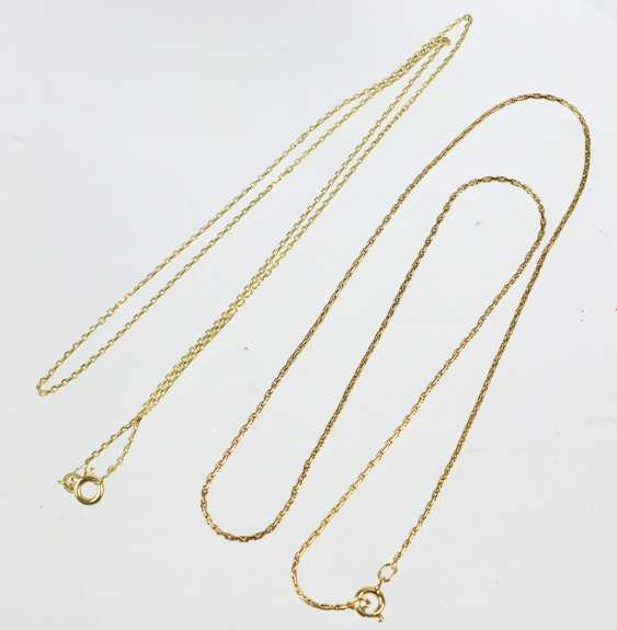 Gold Chain - Yellow Gold 333 - photo 1