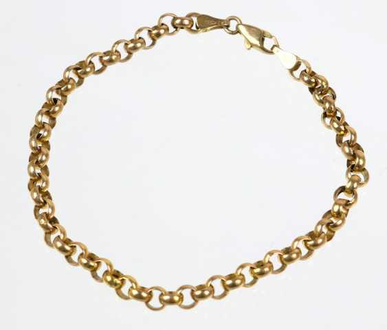 Gold Armband - Gelbgold 333 - photo 1