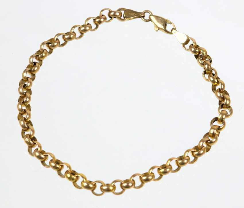 Gold Armband - Gelbgold 333 - Foto 1