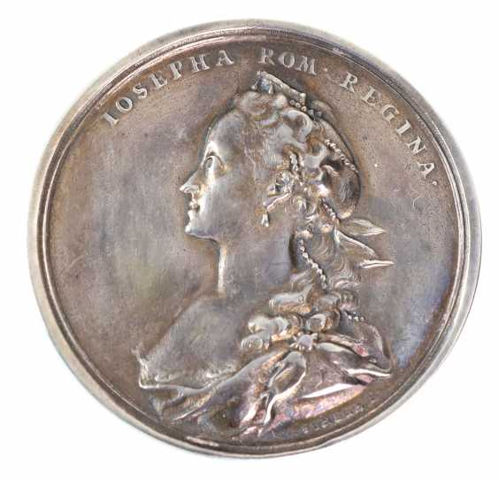 Silver Medal 1765 - photo 1