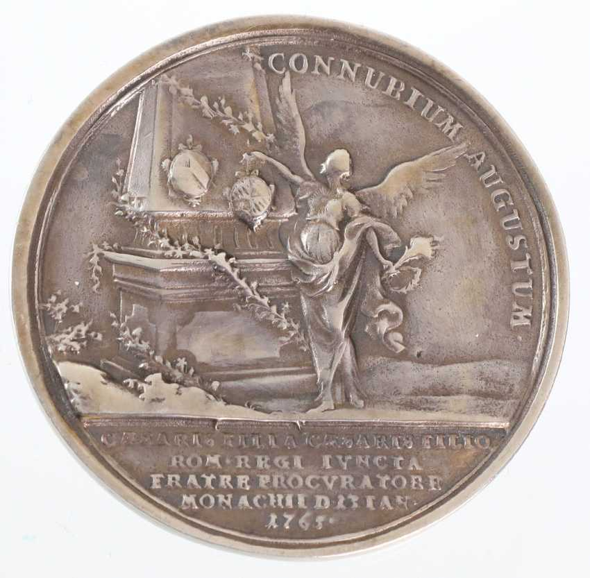 Silver Medal 1765 - photo 2