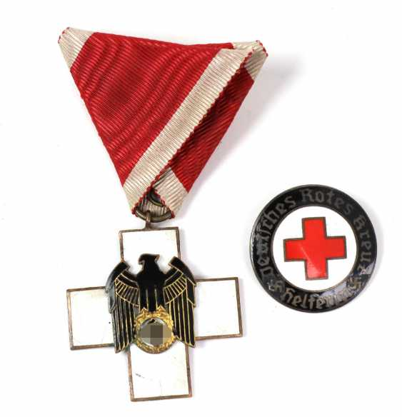 Medal for German people care, among other things, - photo 1
