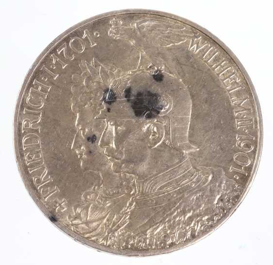 5 Mark German Empire Prussia 1901 - photo 1