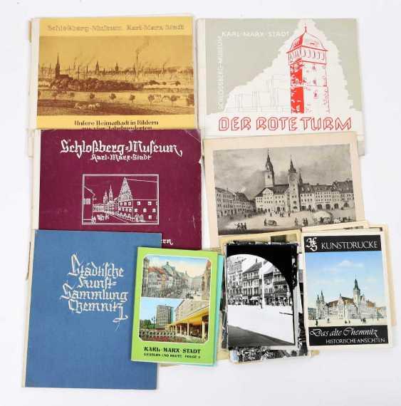 Chemnitz - bundle of historical views - photo 1