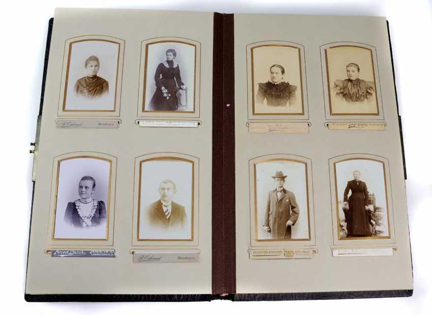 Art Nouveau album around 1900/15 - photo 3