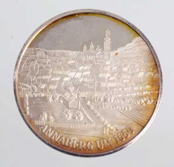 Medal Annaberg Adam Ries - photo 2