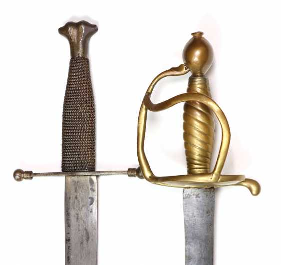 2 edged weapons - photo 1