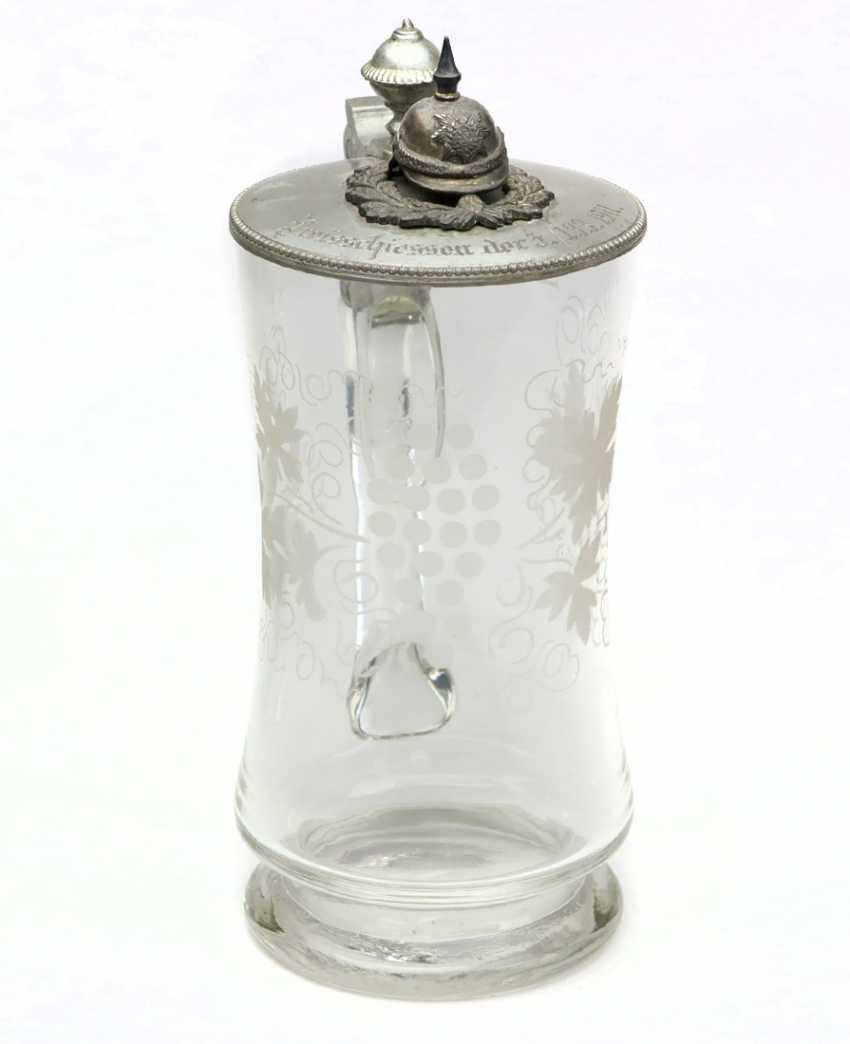 Honor jug with Saxony 1911 - photo 1