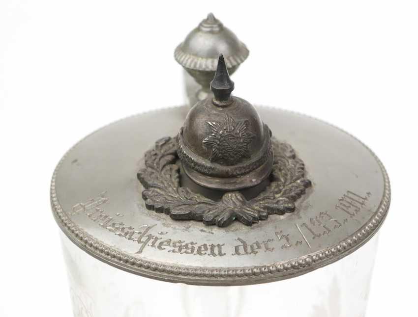 Honor jug with Saxony 1911 - photo 2