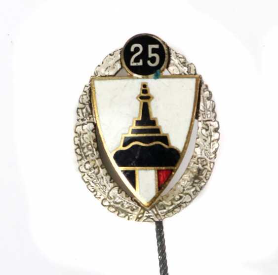 Kyffhäuser Bund membership pin - photo 1