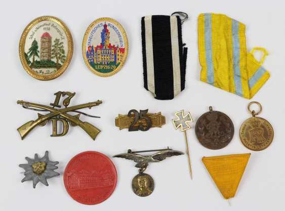 Item badges among others - photo 1