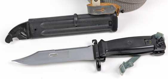 Kalashnikov AK 47 bayonet with belt - photo 2