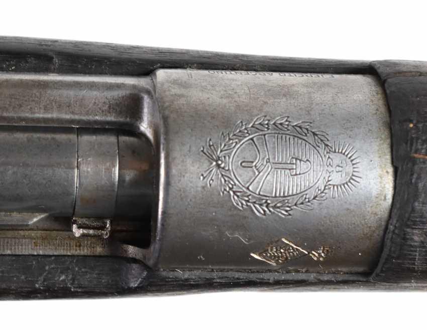 Mauser Model Argentina 1909 - photo 3