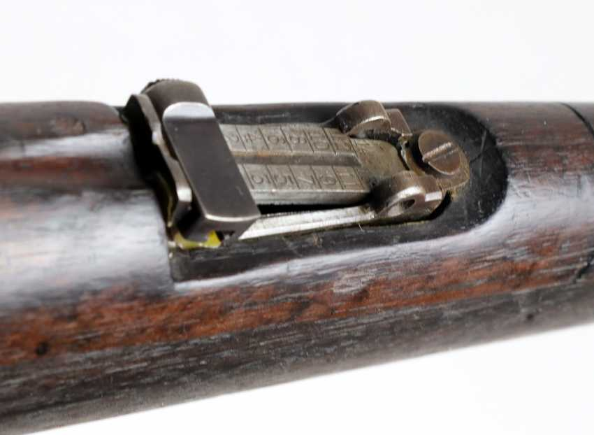 Mauser Model Argentina 1909 - photo 4