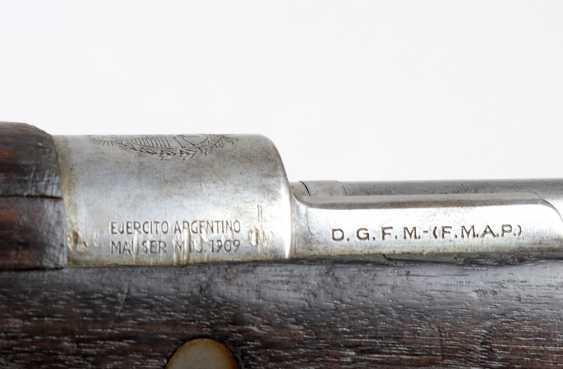 Mauser Model Argentina 1909 - photo 5
