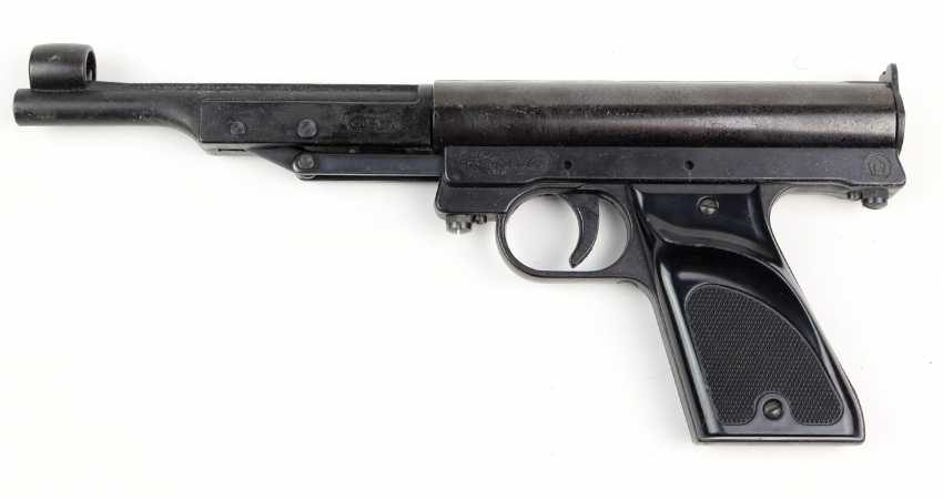 Air pistol - photo 1