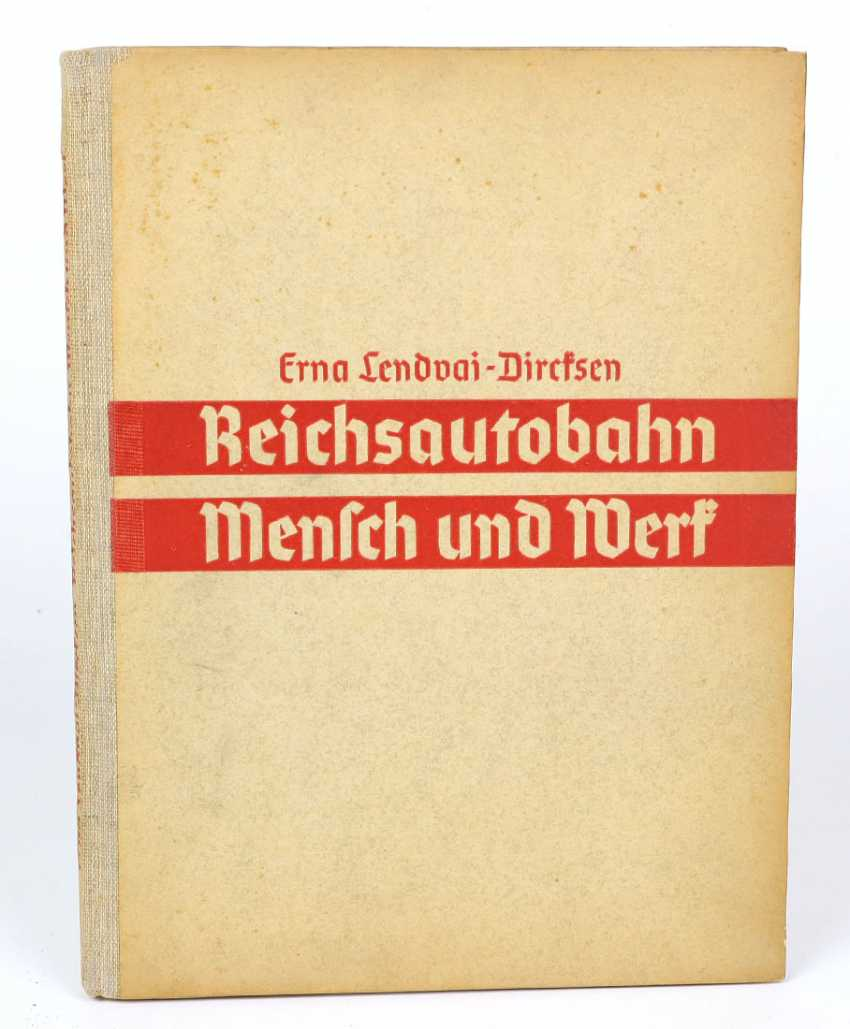 Reichsautobahn, les gens et le travail - photo 1