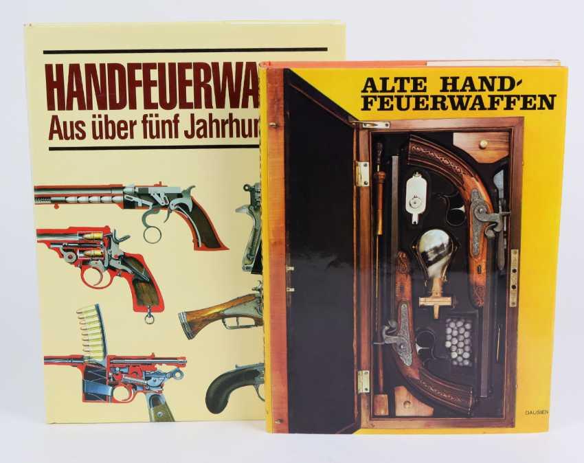 2 volumes of handguns - photo 1