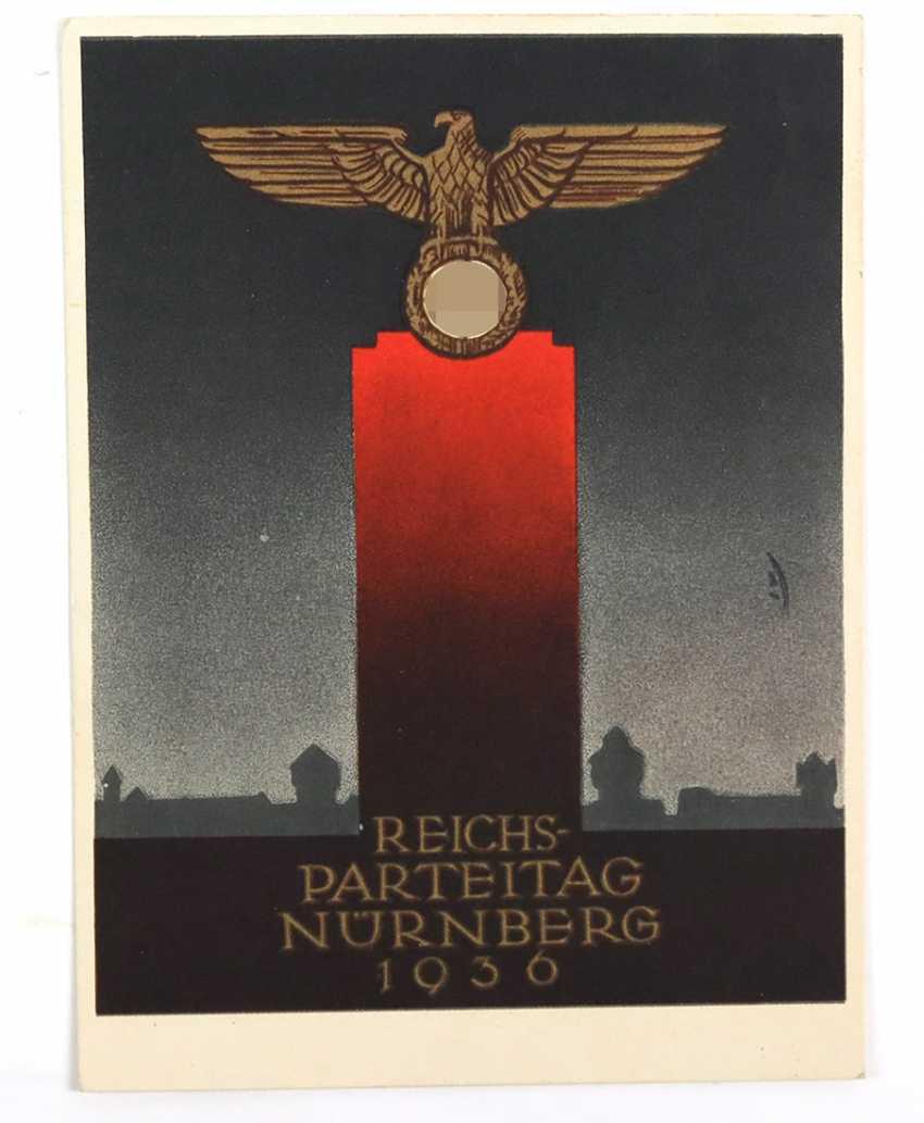 Field post / propaganda card - photo 1