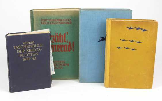 4 Luftwaffe books - photo 1