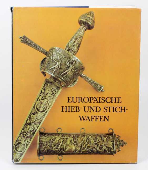 europ. Bat-u. Stabbing weapons - photo 1