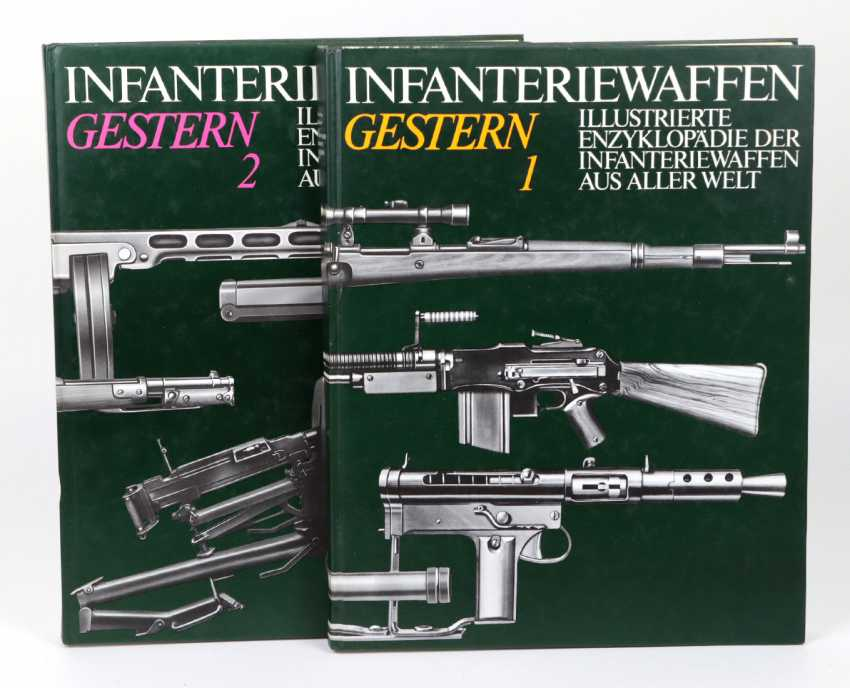 Infantry weapons, 2 parts - photo 1