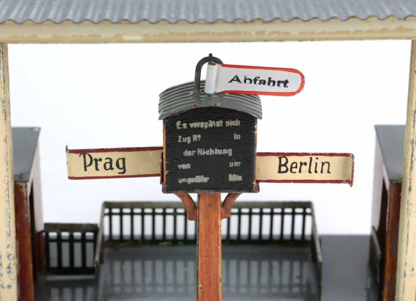 Märklin platform until 1929 - photo 2