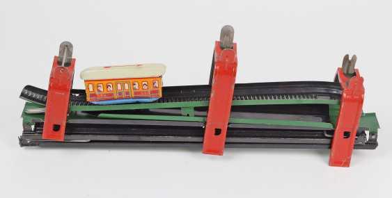 GEN sheet metal track with clockwork - photo 1