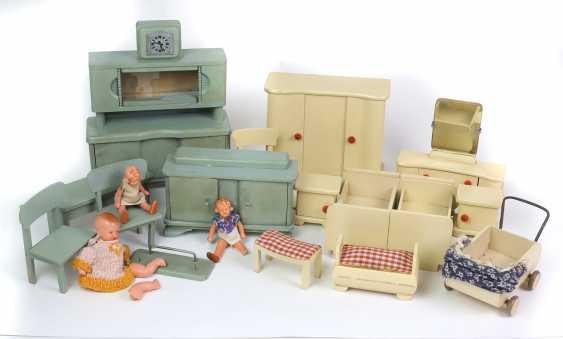 Dollhouse furniture - photo 1