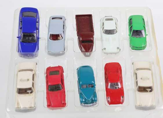 10 model cars - photo 1