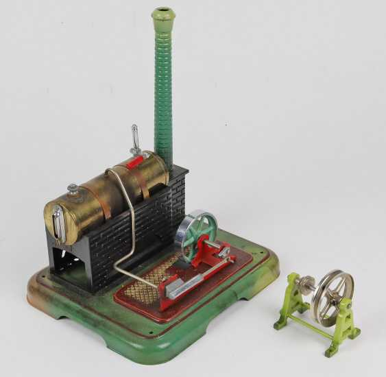 2020 Marklin Christmas Engine Cost Auction: Märklin steam engine with transmission — buy online by