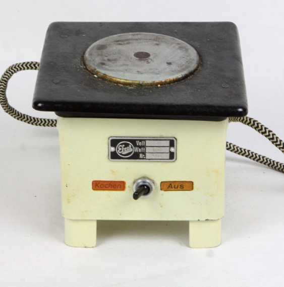 Doll stove - photo 1
