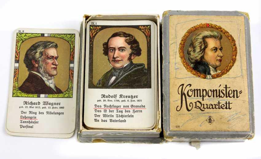 Composers quartet - photo 1