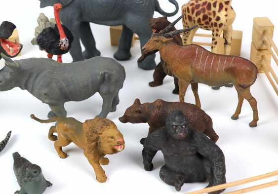 14 massage animals and fence panels - photo 2