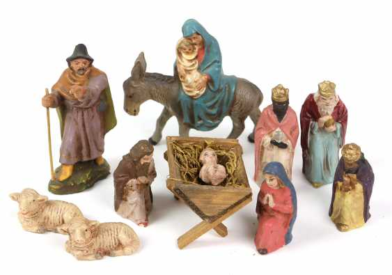 Mass figures Christ's birth - photo 1