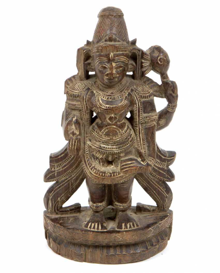 Indian deity - photo 1
