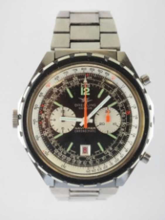 Breitling Navitimer Chrono-Matic 1806 (Fried Egg) - photo 1
