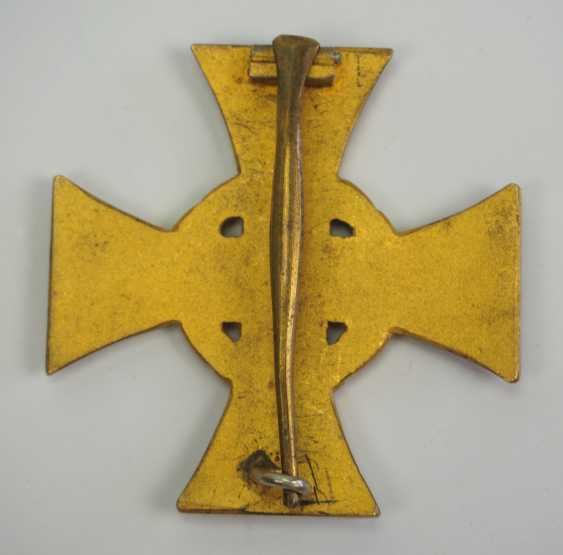 Lippe-Detmold: War Cross of Honor for heroic deed. - photo 3