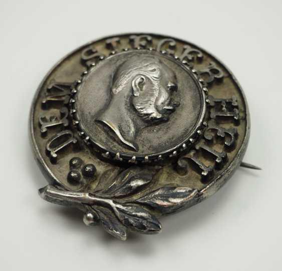 "Prussia: Badge ""Dem Sieger Heil"". - photo 2"