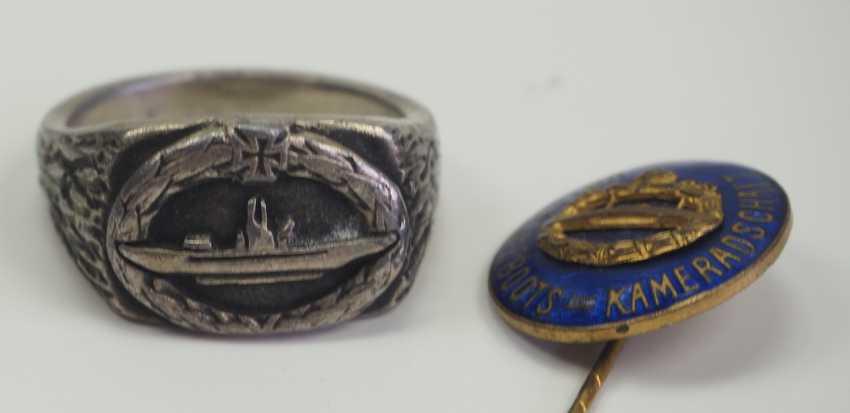 Германская империя: игла и кольцо подводного товарищества. - фото 2